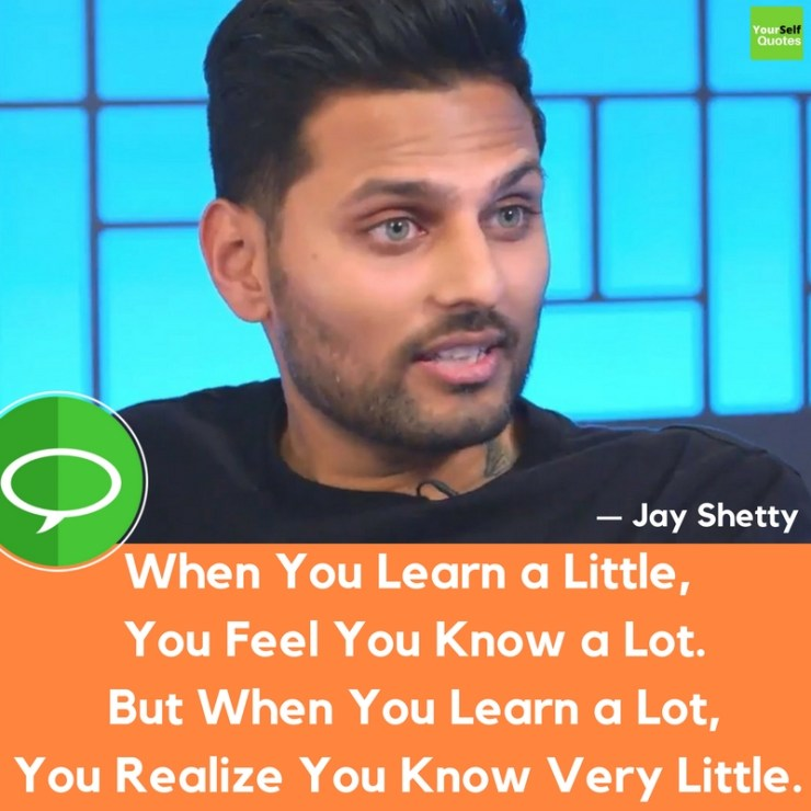 New Jay Shetty Quote