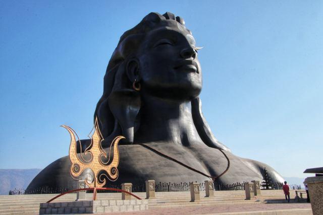 Statue of Adiyogi