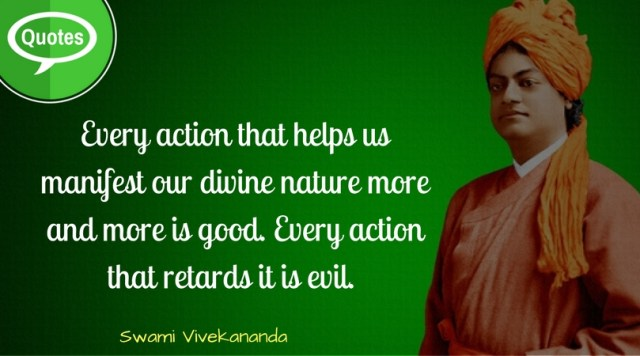 Swami Vivekananda Good Quotes