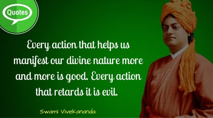 Swami Vivekananda Good Quotes