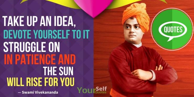 Thoughts of Swami Vivekananda