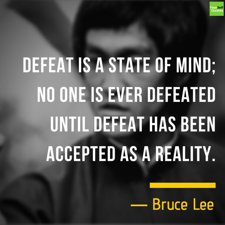 BruceLee Quotes Sayings