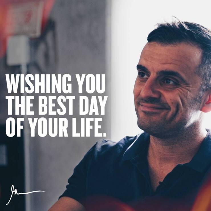 Gary Vaynerchuk Quotes on Life