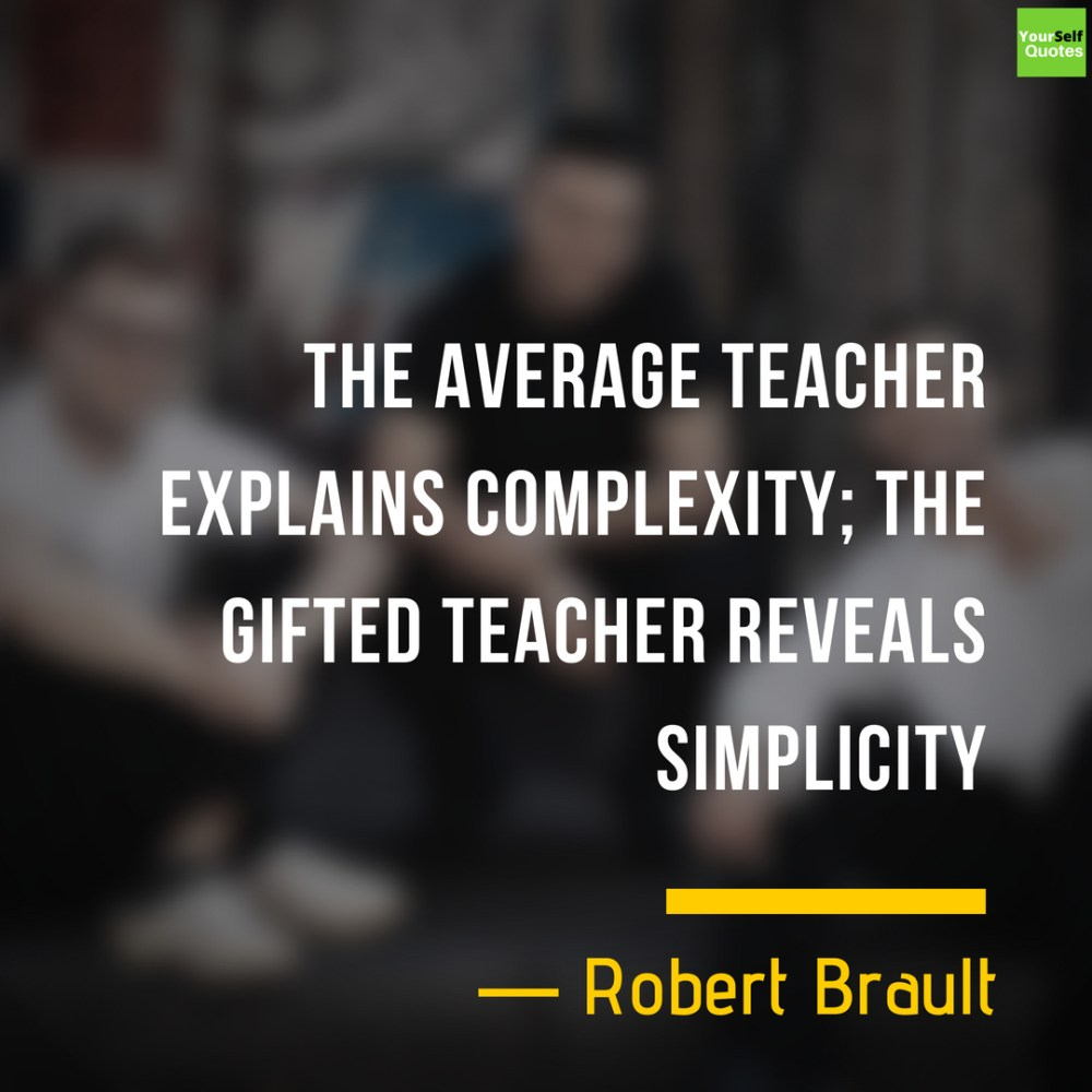 Happy Teachers Day Quotation