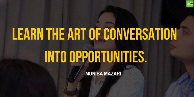 Quotes of Muniba Mazari
