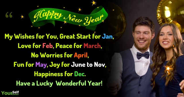 Best New Year Wishes - Happy New Year Wishes for Friends, Family and Loved Ones *{New Year Day}*