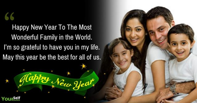 Happy New Year For Family - Happy New Year Wishes for Friends, Family and Loved Ones *{New Year Day}*