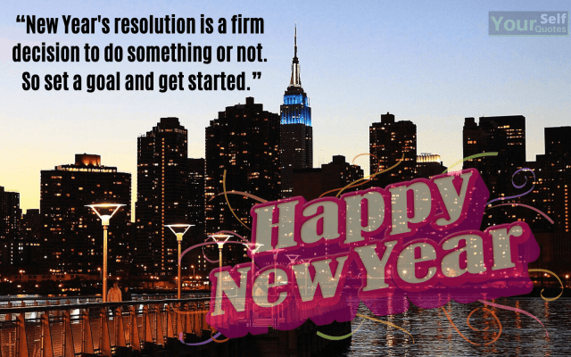 Happy New Years Resolution Wallpaper - Best New Year's Resolution Quotes Ideas to inspire You for 2020