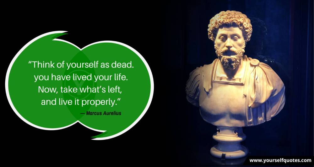 Inspirational Marcus Aurelius Quotes
