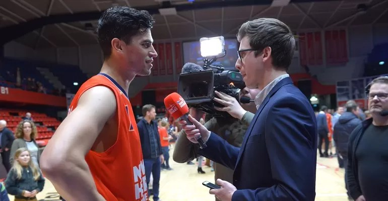 Interview Setting Livestream Heroes Den Bosch