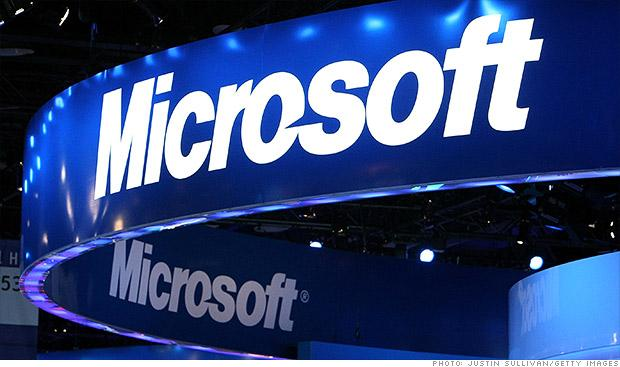 Microsoft Quarterly Earnings Report Shows a Record Loss of $3.2 Billion