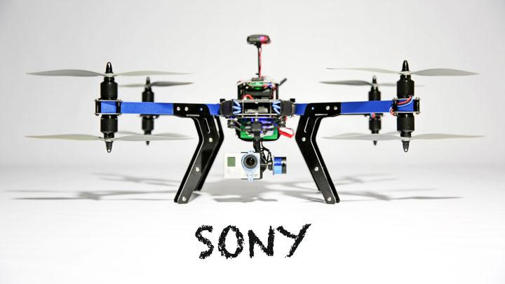 Sony Won't Sell Drones to Consumers, Will Focus on Integrated Data Services Instead