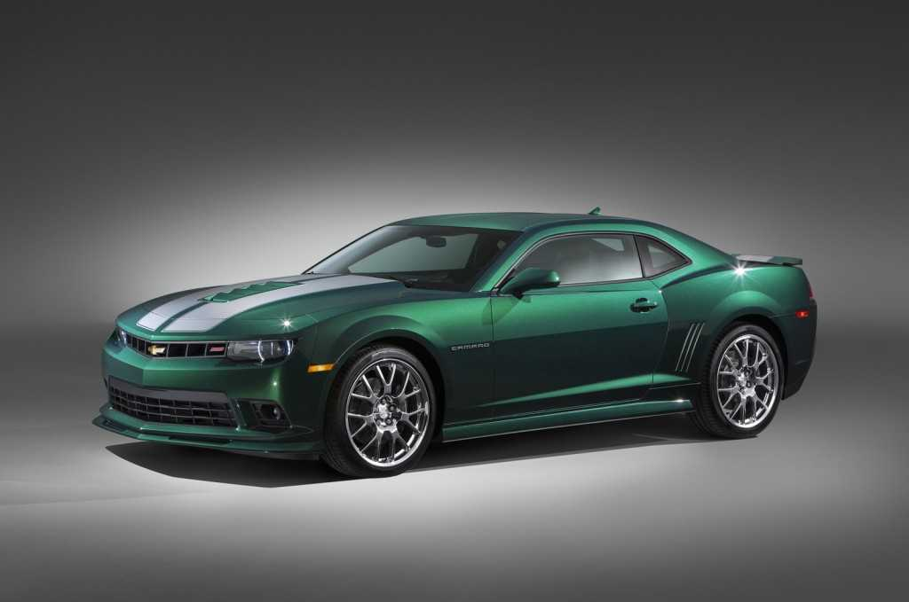 2015 Chevy Camaro Delivers Performance and Fuel Efficiency in a Muscular Package