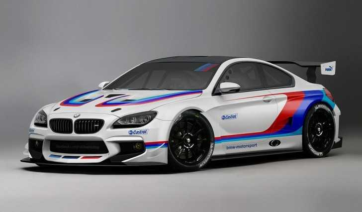 BMW M6 GT3 GTLM Set to Replace BMW Z4 GTE for 2016 TUDOR Championship