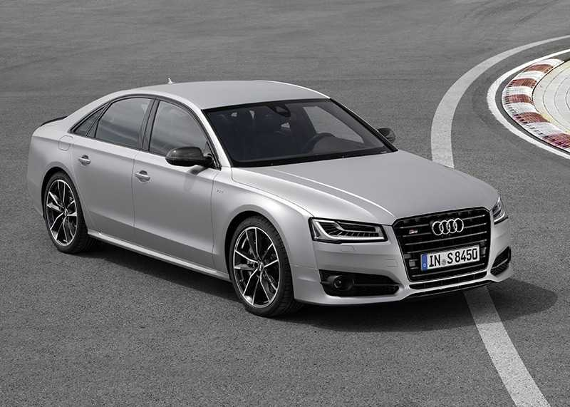 Audi S8 Plus – A Sporty Luxury Family Sedan With a Powerful 605hp Engine