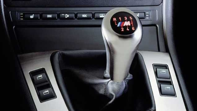 BMW M2 Manual Gearbox