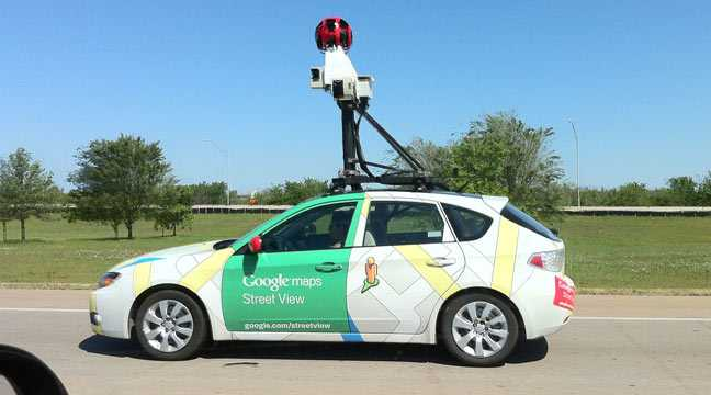 Google Gets 'Nose' as Google Street View Cars Can Measure Pollution