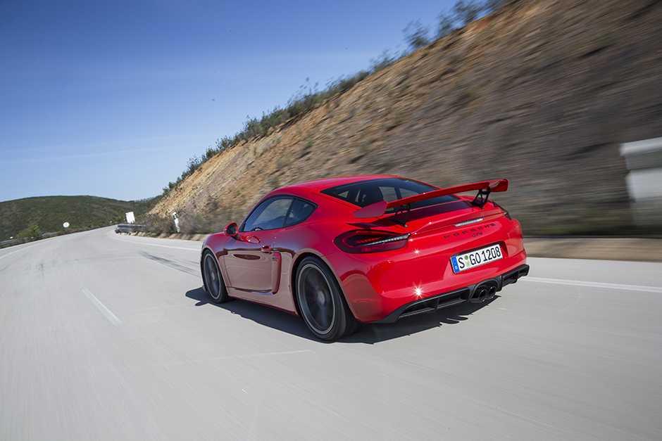 Porsche Cayman GT4 – Finally a Race Car Worthy of the Porsche Name