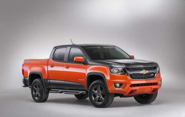 2016 Chevy Colorado Lineup Grows with Midnight and Trail Boss Editions
