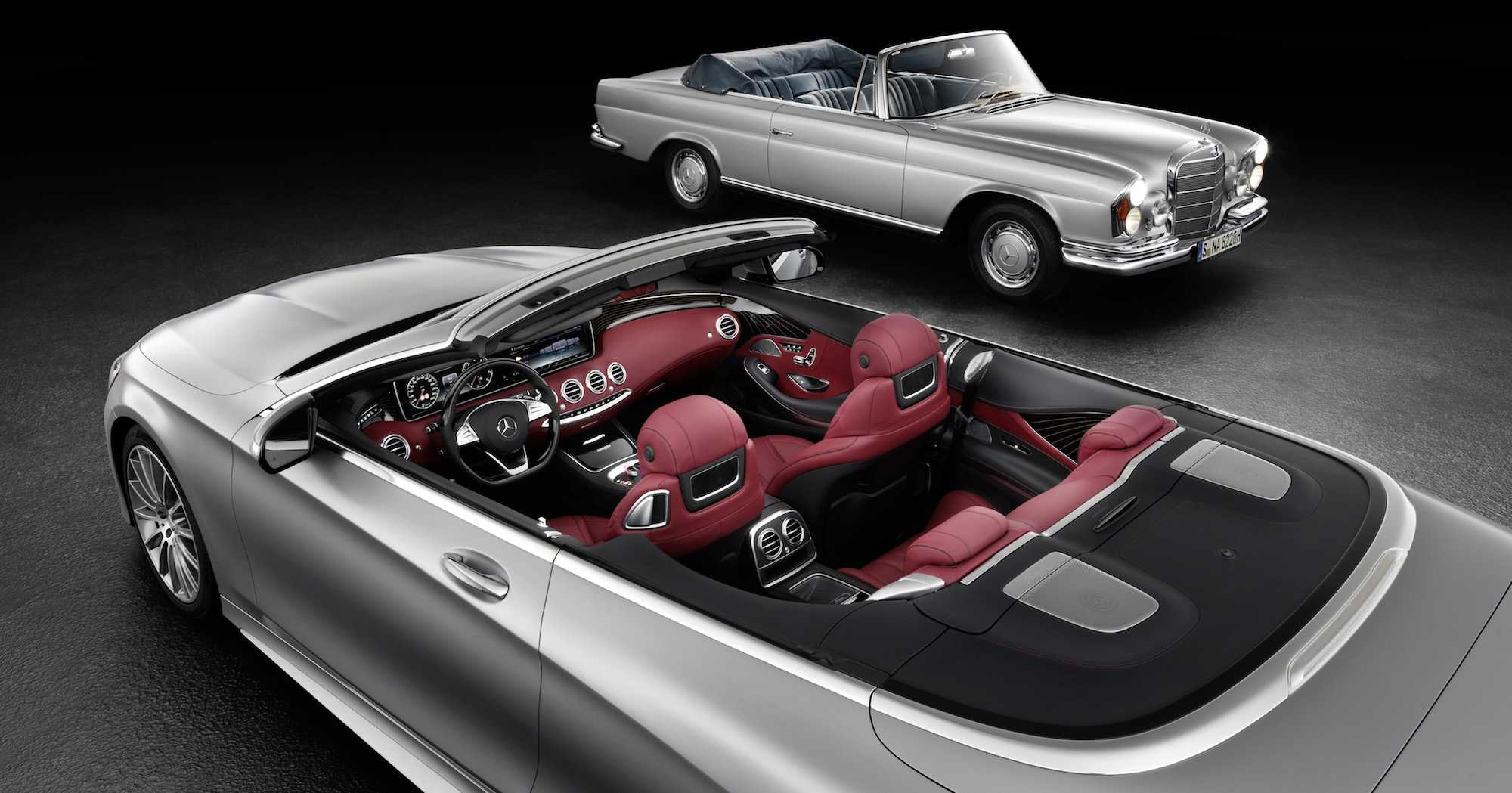 2016 Mercedes-Benz S-Class Cabriolet – First Pictures Reveal Lavish Interior