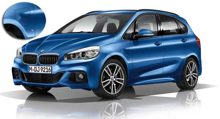 New Details of 2015 BMW 225xe Active Tourer PHEV Emerge