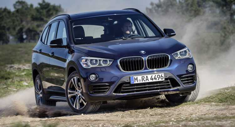2016 BMW X1 Makes a Grand Entry in the Frankfurt Auto Expo 2015