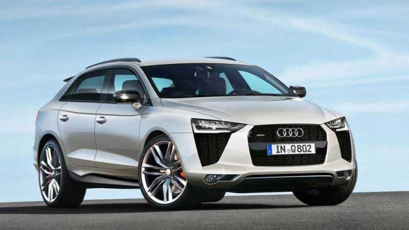 2017 Audi Q6 e-tron SUV