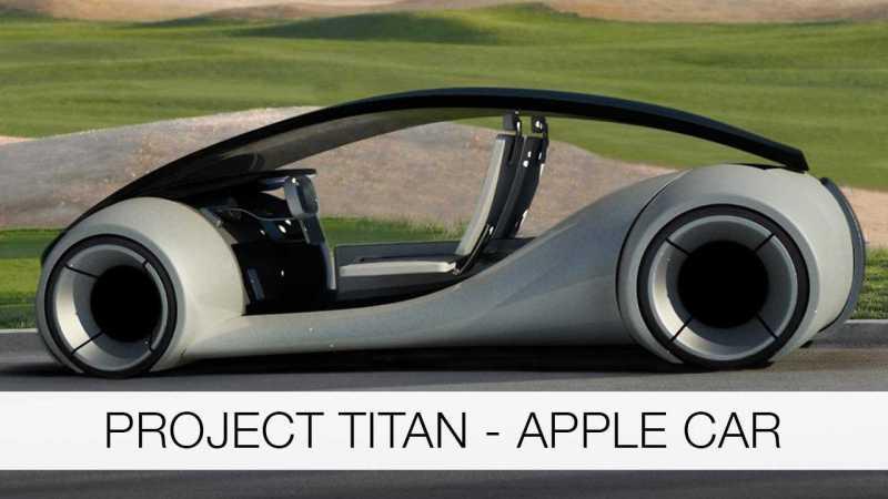 Apple Project Titan