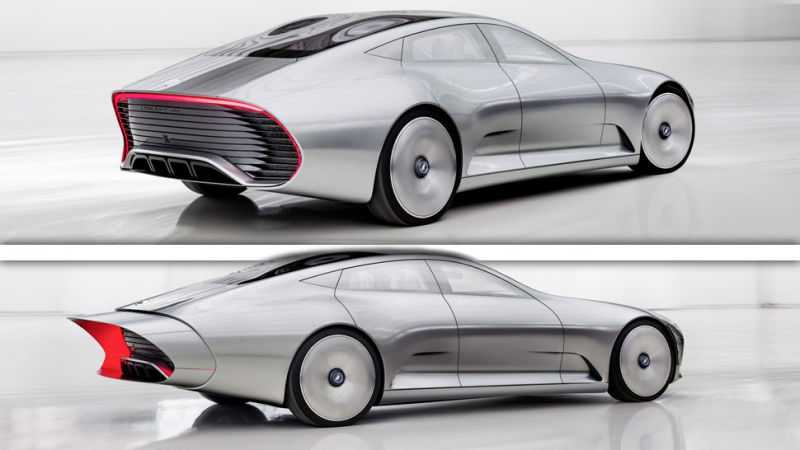 Mercedes IAA Concept is Shapeshifter Car We Haven't Seen Before