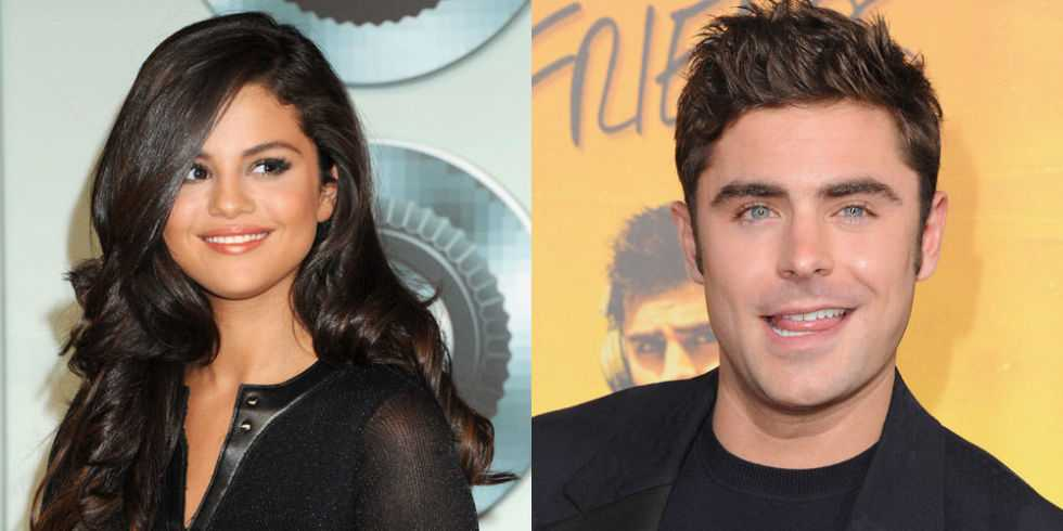 Selena Gomez Zac Efron Link-up Rumors Set Celebrity Media Agog: BFF Swift May Disapprove