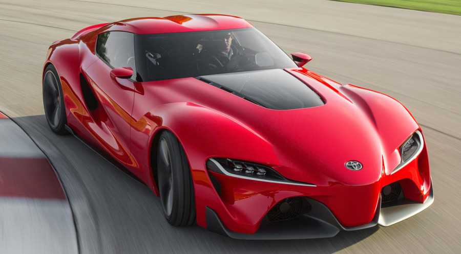 Toyota and BMW to Co-Develop a New Sports Car in 2016