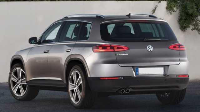 Official News – 2017 Volkswagen Tiguan Coming to Frankfurt Motor Show
