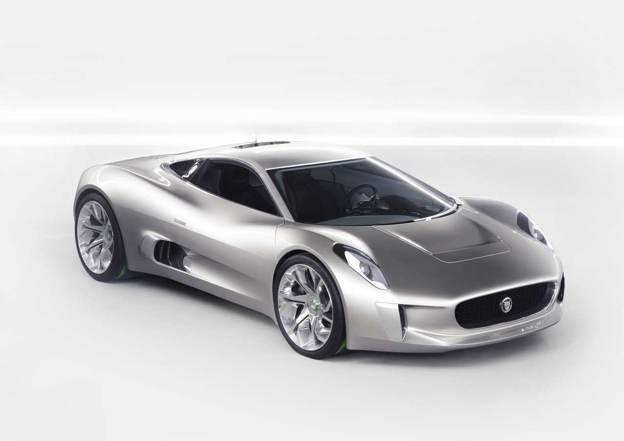 Range Rover Sport SVR, Jaguar C-X75 Concept and Land Rover Defender Make Early Debuts Ahead of James Bond Premiere