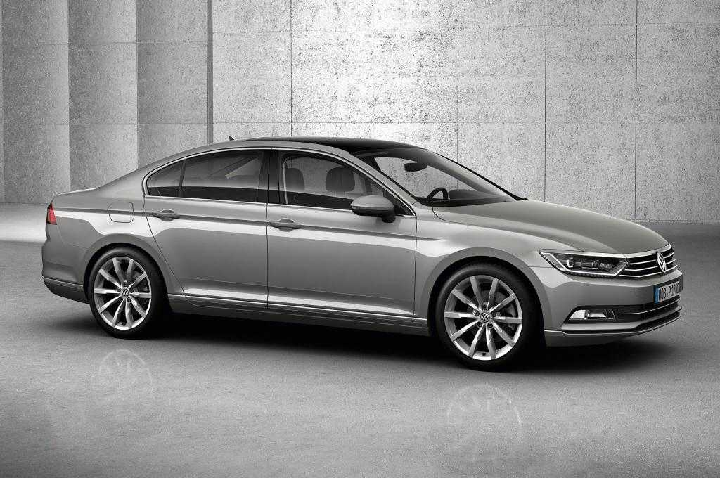 2016 Volkswagen Passat Features New Sporty Design, Drive Assistance and Other Features