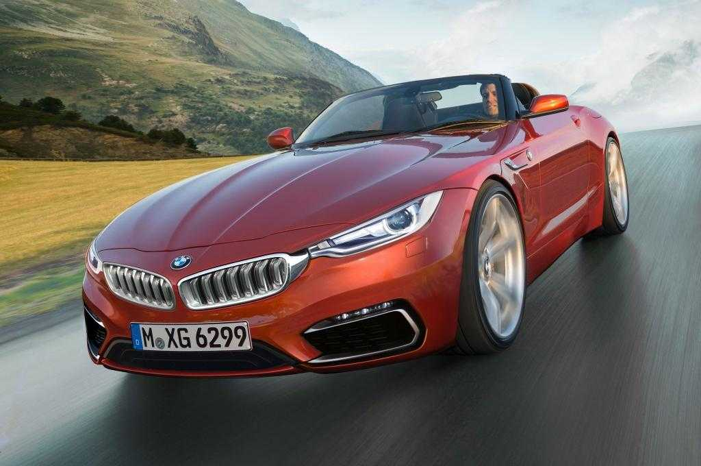 2016 BMW Z4 Model Should Come in Coupe and M Variants: Popular Demand among Car Enthusiasts