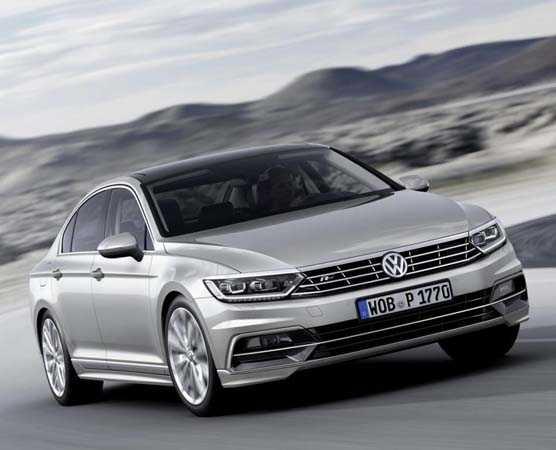 2016 Volkswagen Passat Diesel Variant U.S. Launch Delayed by Several Months