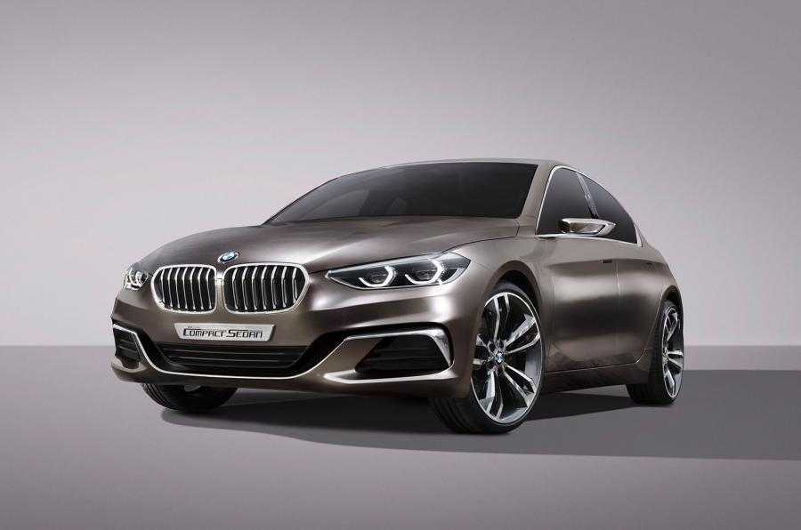 BMW Releases Teaser Image of New Vision Car Concept