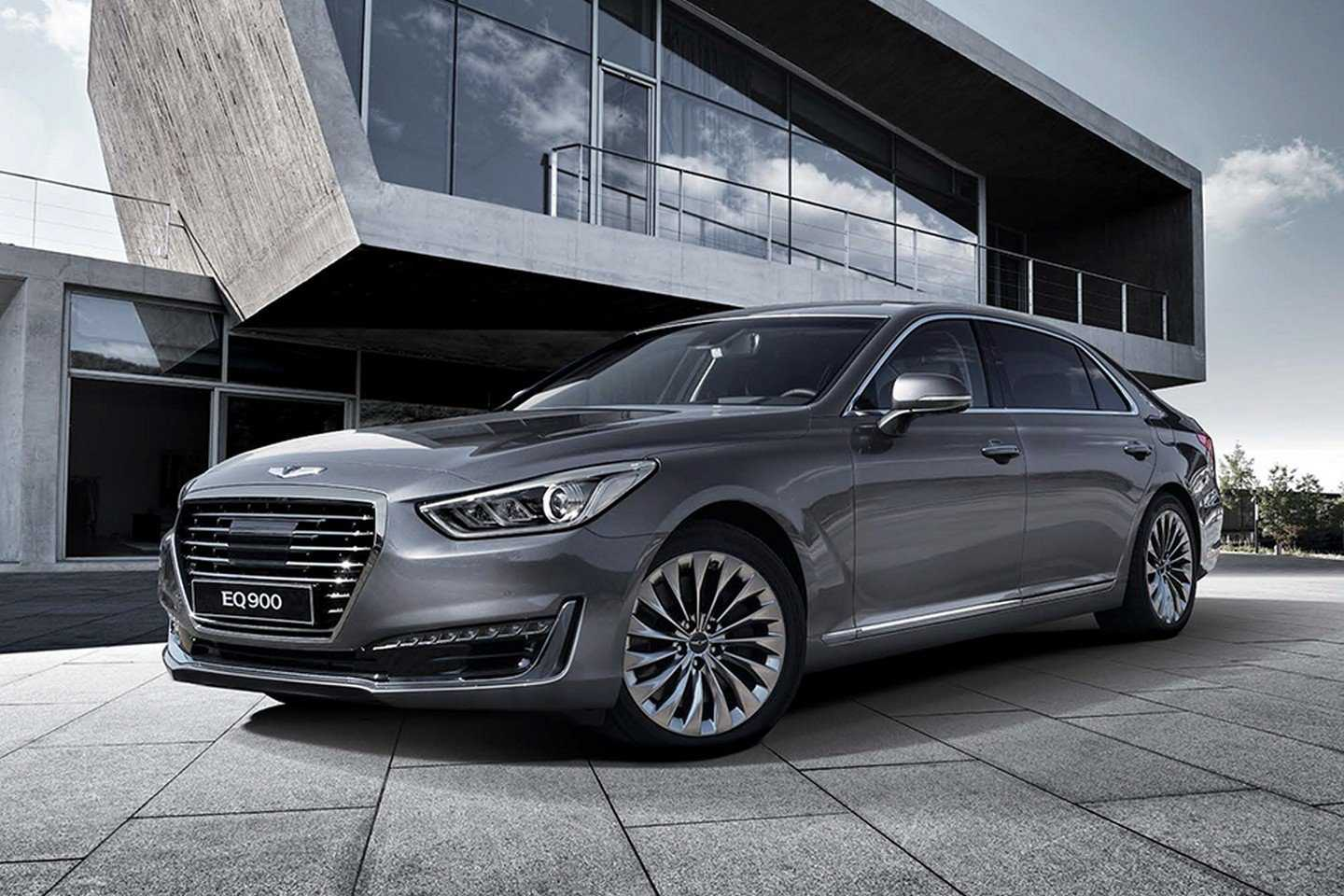 2017 Genesis G90 is a Newbie Luxury Car Set to Beat BMW and Mercedes
