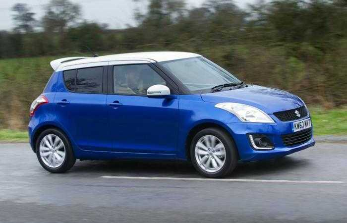 Suzuki Swift SZ-L Gets its Special Edition Variant Back