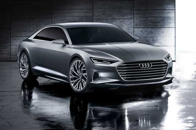 Next Audi A8 Gets Hybrid Powertrain and Electric Turbo Technology