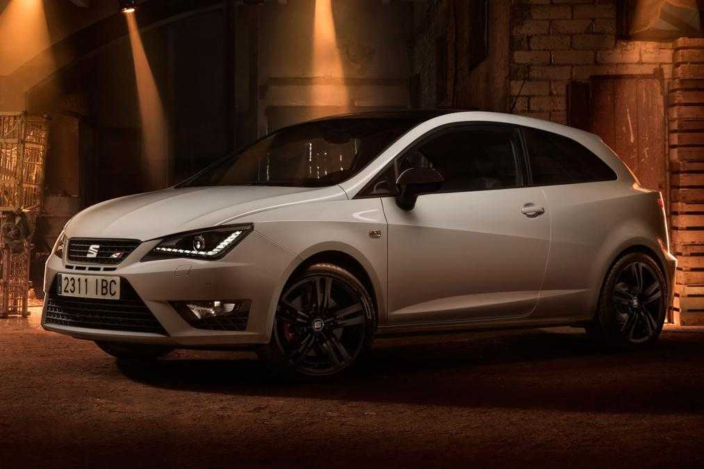 SEAT Ibiza Cupra is Coming to UK, Pricing Confirmed