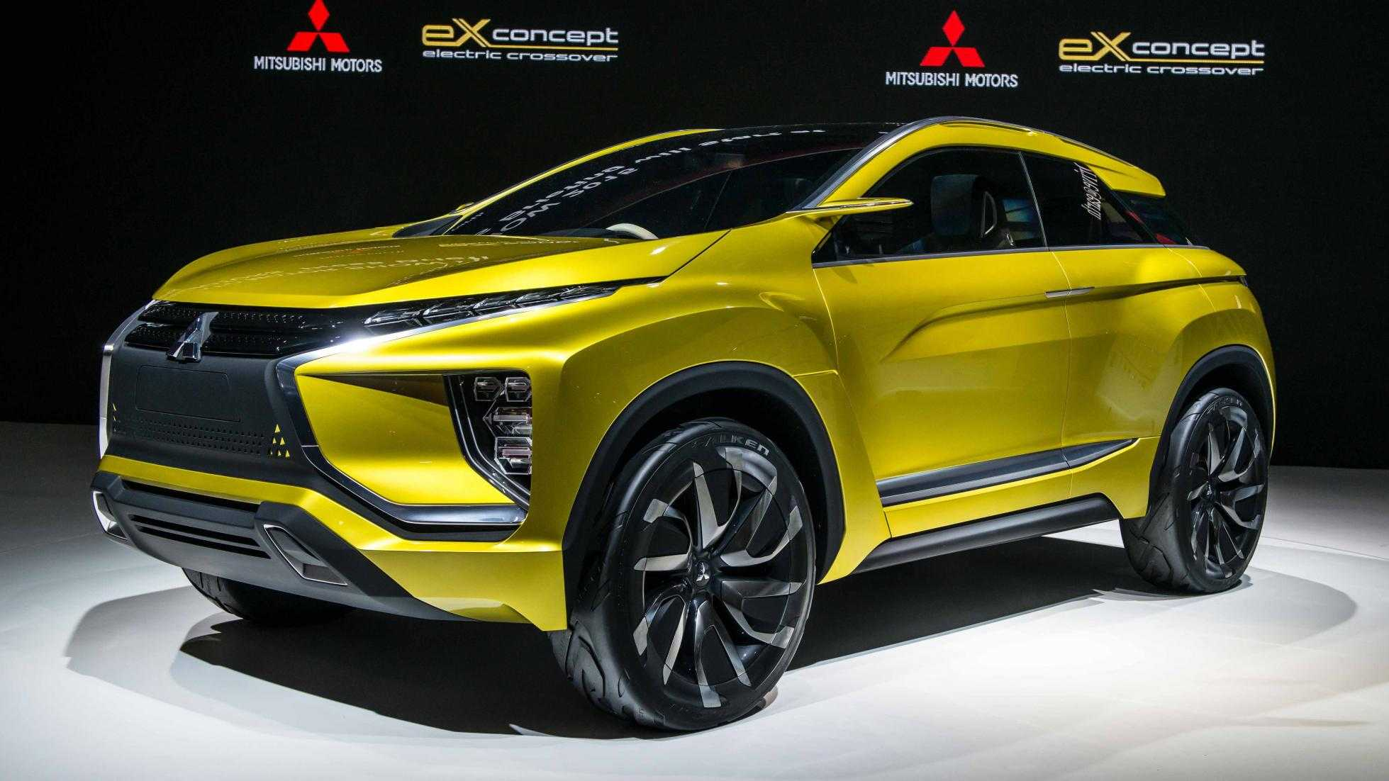Mitsubishi is Going to Launch a New SUV Every Year