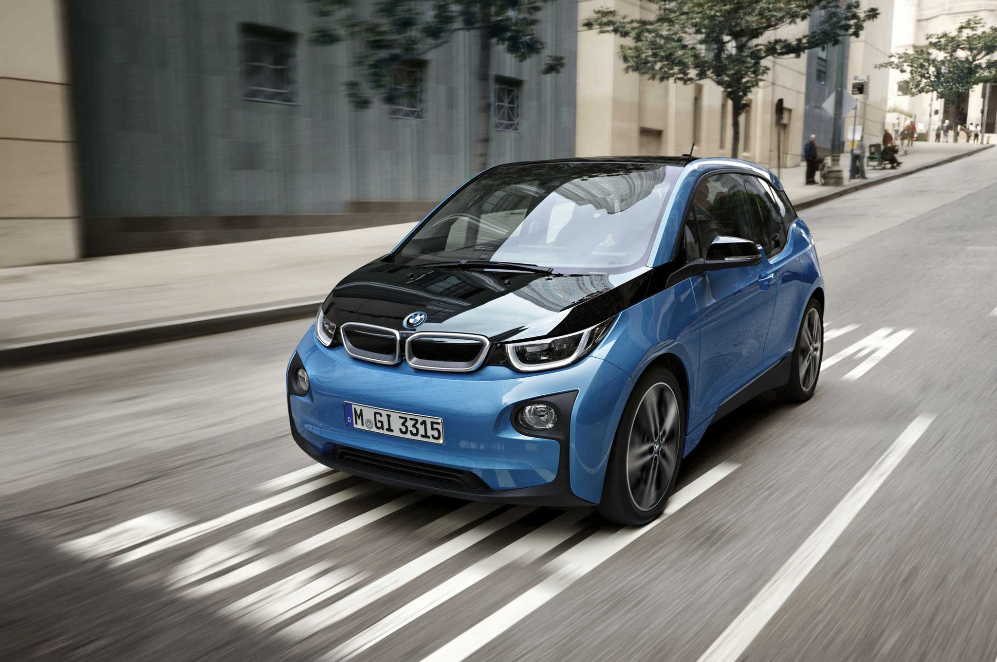 2017 BMW i3 Expected to Offer 114 Miles in a Compact Design
