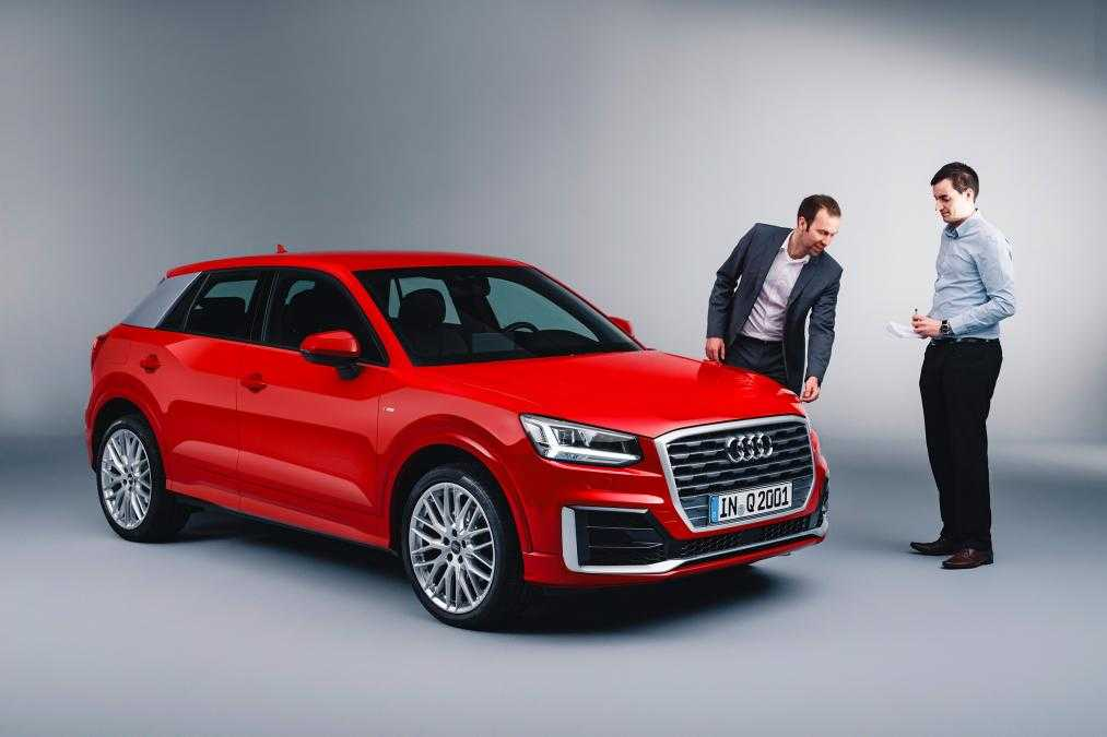 Next Gen Audi Q2 Crossover Specs and Pricing Details Revealed