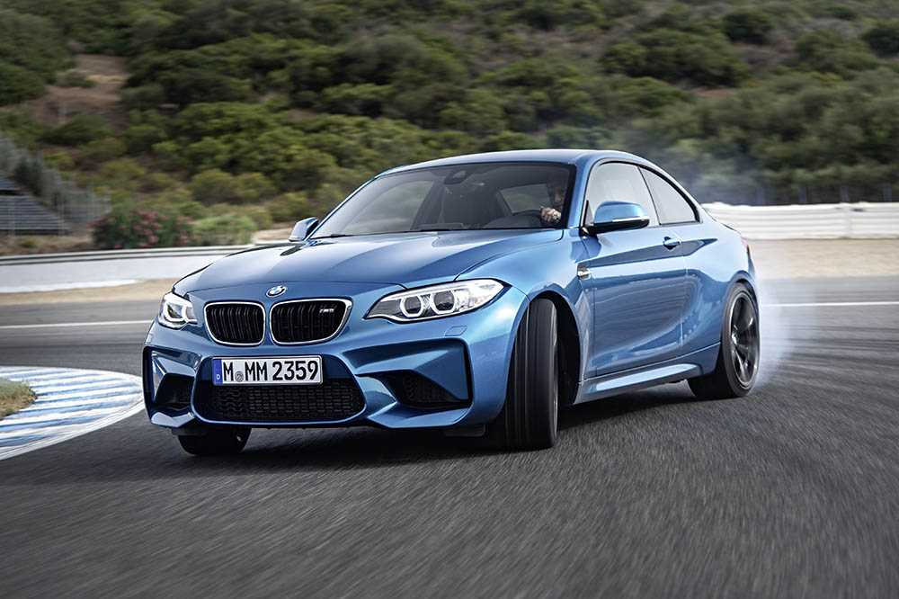 Rumors: 2019 BMW M2 Gran Coupe Coming to Compete with CLA 45 AMG