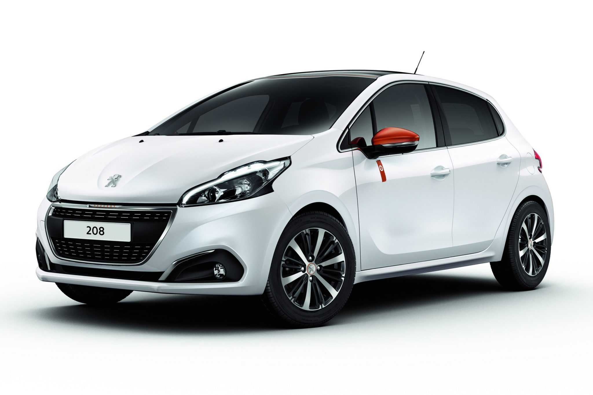 Peugeot 108 and 208 Range of Cars Get New Special Editions
