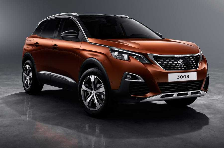 2017 Peugeot 3008 Is Coming To Australia In 2017