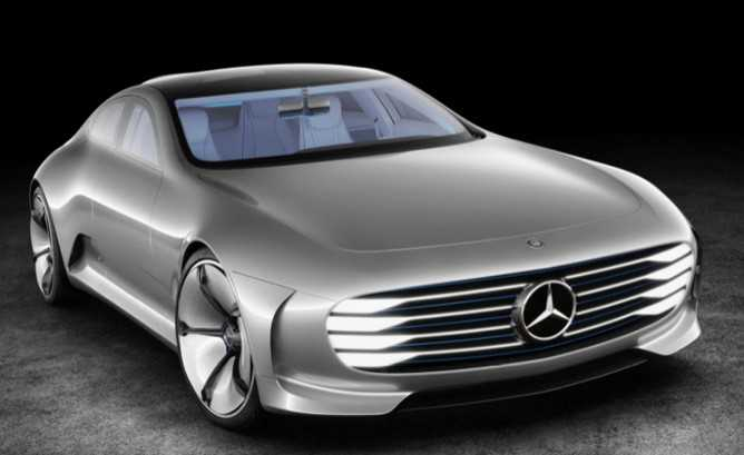 Mercedes EQ The Next Gen All-Electric Car Series Is Coming Soon