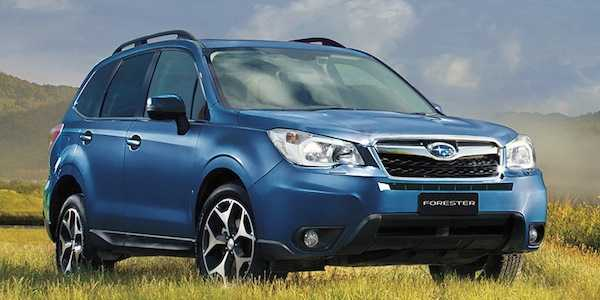 Subaru Forester Special Edition Features And Pricing Revealed