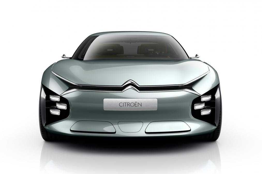 Citroen CXPERIENCE Concept Model Refreshed to Replace C5 Series